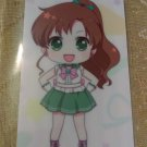 Sailor Moon Glossy Plastic Sticker Card M