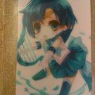 Sailor Moon Glossy Plastic Sticker Card S