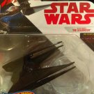 Star Wars Hotwheels Starships- Kylo Ren's Tie Silencer