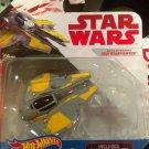Star Wars Hotwheels Starships- Anakin Skywalker's Jedi Starfighter