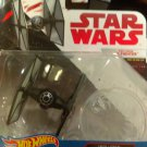 Star Wars Hotwheels Starships- First Order Tie Fighter