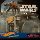 Star Wars Hotwheels Starships- Rogue One Imperial AT-ACT Cargo Walker