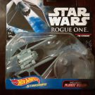 Star Wars Hotwheels Starships- Rogue One Tie Striker