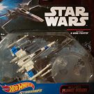 Star Wars Hotwheels Starships- Resistance X-Wing Fighter (black card)