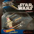 Star Wars Hotwheels Starships- Red Five X-Wing Fighter