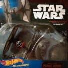 Star Wars Hotwheels Starships- First Order Special Forces Tie Fighter