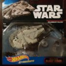 Star Wars Hotwheels Starships- Millennium Falcon