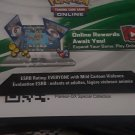 Pokemon TCG Online Special Box/Tin Promo Codes Emailed Buy 3 Get 1 Free