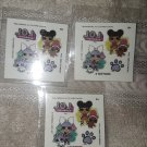 LOL Dolls Mini Temporary Tattoos set of 5 Individually Sealed