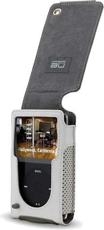 Belkin Flip Case for iPod 5G, 5.5G (White) F8Z069-WHT New Sealed