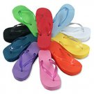 Assorted Colored Flip Flops