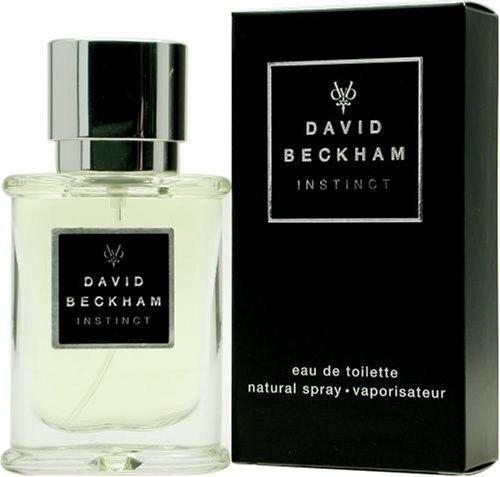 David Beckham Instinct Men's Eau de Toilette Natural Spray 0.5oz