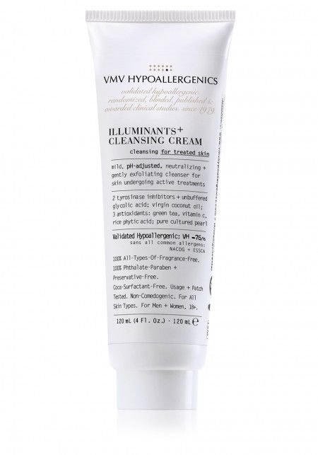 VMV Hypoallergenics Illuminants  Cleansing Cream 4 fl oz.