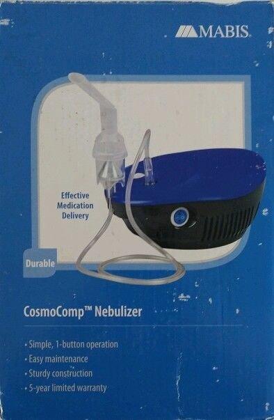 Mabis Cosmo Compressor Nebulizer Cosmocomp item(40-390-000)
