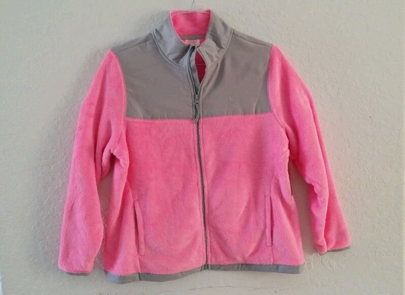 Danskin Now Women Fleece Jacket Size XL (16W)
