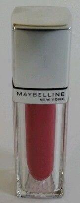 color sensational maybelline elixir lip