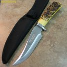 "10.5"" The Bone Collector HUNTING KNIFE WITH SHEATH Sku : 7592"