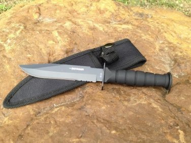 "7.5"" Black Mamba Tactical Sku : 8112"