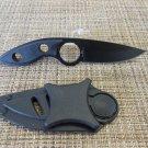 "7"" SKINNER KNIFE WITH SHEATH SILVER BLADE Sku : 5860"