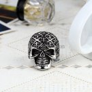 Steel Pirate Skull