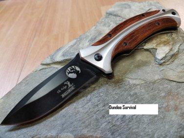 Elk Ridge S/A Open Pocket Knife Code-Helen Mckinzie
