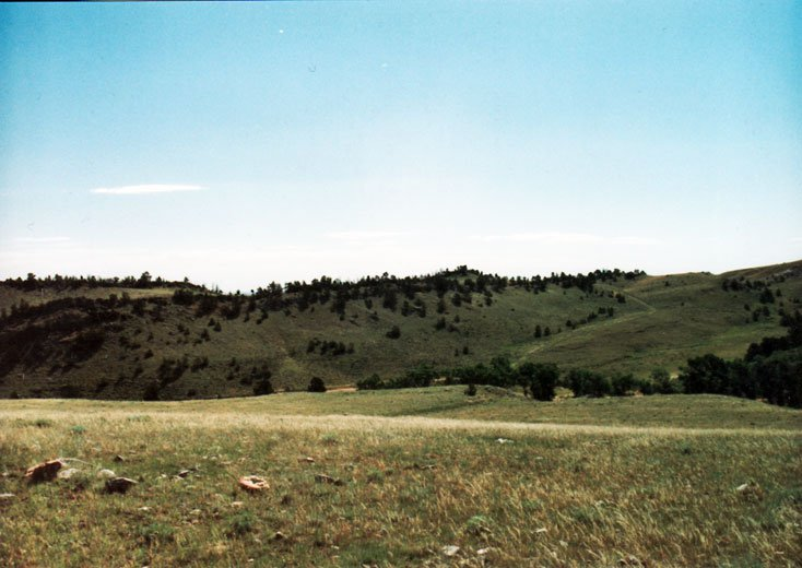 Wyoming 40 Acres Near Garfield Peak! Great Elk Hunting!