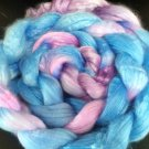 4oz Hand Dyed Merino Tencel 50/50