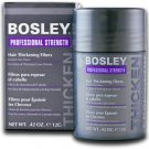 Bosley Hair Thickening Fibers For Light Brown Hair .42 OZ. e 12 G