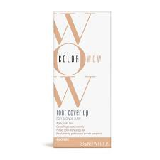 Color WOW Root Cover Up for Platinum Blonde Hair-0.1oz