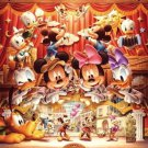 Disney Mickey Mouse 2012 Calendar Jigsaw Puzzle D-1000-3971000 Piece Tenyo NEW
