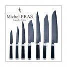 "Michel Bras x Kai Chef Kitchen Knife 7Piece Set ""No.1-7""Japan NEW Free Shipping"