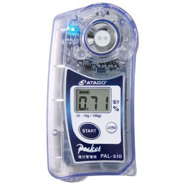 ATAGO Pocket Salt meter PAL-Sio Brix0.00-10.0% Measuring Instrument Japan NEW