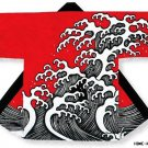 HAPPI Japanese Traditional festival coat Yukata Kimono Ivent JAPAN New