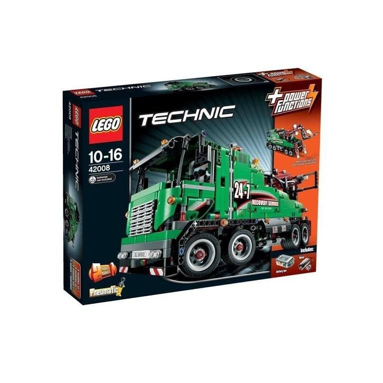 Lego Technique Service Truck 42008 Model From Japan Brand NEW