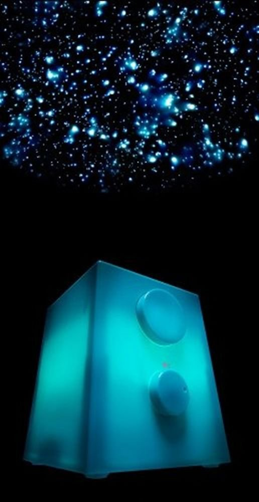 Bath � Room Planetarium Color Blue Mix Japanese Healing NEW