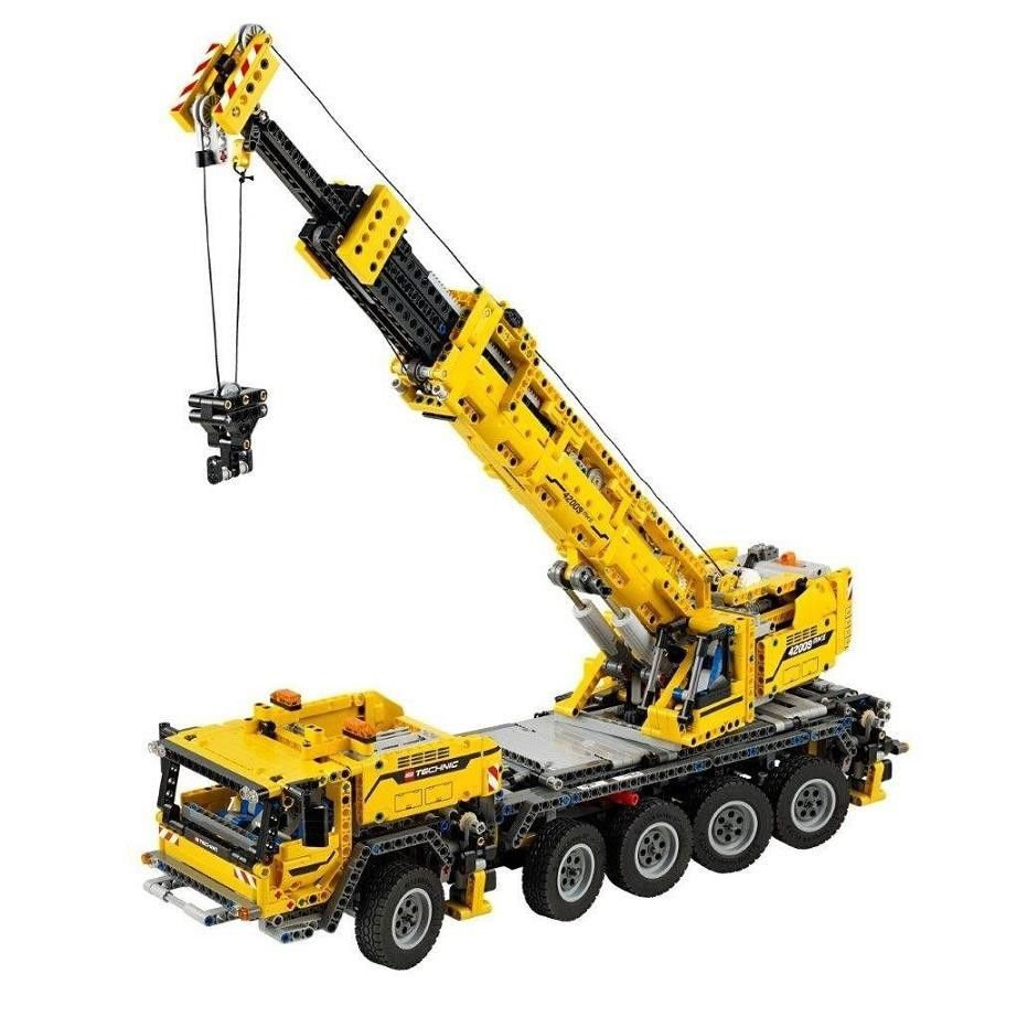 Lego Technique Mobil Crane MKII 42009 from Japan Brand NEW Free Shipping