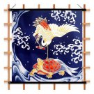 Furoshiki Tapestry, Noren , Wall picture Kakejiku from Kyoto Japan New