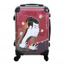 "UKIYOE Carry Bag, Travel Case""  Edo Samurai Guy ""NEW from  Kyoto Japan NEW"