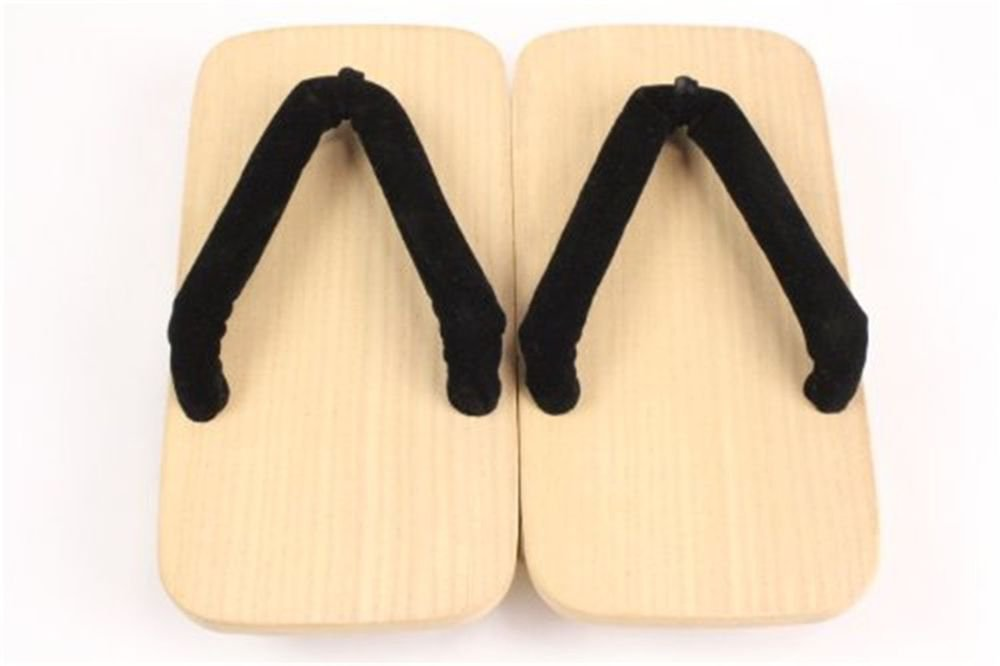 GETA Kimono Sandals Shoes MAN,Men big size27cm US9 inch / EU42,1/2-43 Japan NEW