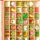 Maiko KYOGASHI Candy Jelly Traditional Japanese Sweets Geisha From Kyoto Japan