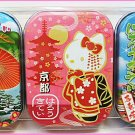 Hello Kitty Maiko Kyoto limited Ramune candy cans x 3 from Japan free Shipping