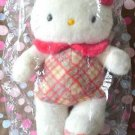 Hello KittyVintage Collector Doll SANRIO Japan Limited Plush Stuffed Animals NEW