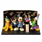 2015 Hina Dolls of Mickey Pluto Donald DuckTokyo Disney Resort sea limited NEW