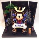 2015 Hina Bushi dolls Mickey Tokyo Disney Resort disney sea limited NEW F/S