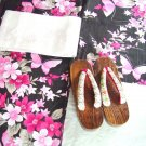 Pink Butterfly x SAKURA Yukata Set Kimono Dress Maiko MGirls Lobe Kyoto NEW F/S