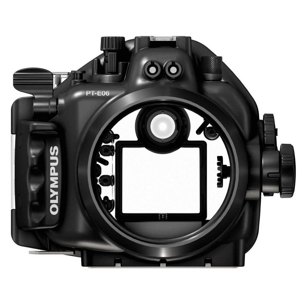 OLYMPUS PT-E06 Underwater Waterproof Protector,Cover Case for E-620 Camera NEW