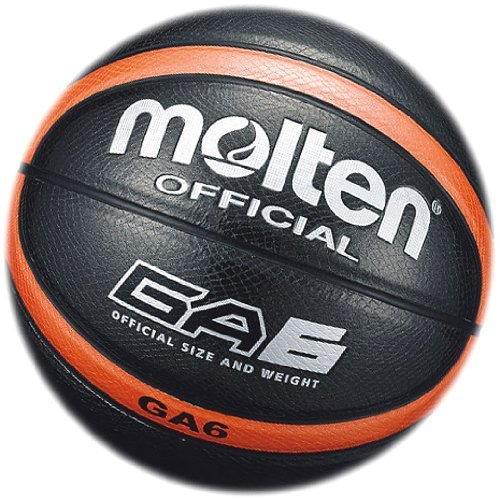 New molten BGA6 Artificial Leather Basketball No,6 Ball From Japan