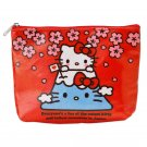 Hello Kitty mini Pouch Perth,Case ,Wallet( I LOVE JAPAN Fuji )Japan Original NEW