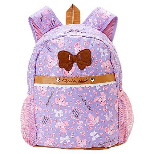 Sanrio Japan Bon Bon Ribbon Backpack �Town Luc�M (florets)�F/S�NEW