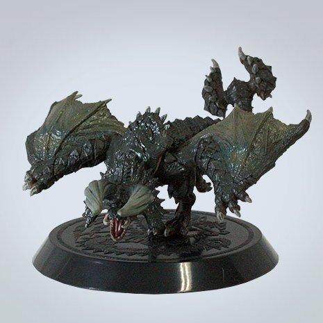 Capcom Figure Builder Standard Model Monster Hunter Best 1 2 3 Black Diablos